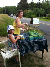 Peas for Sale!